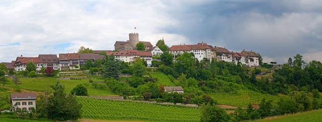 Regensberg castle