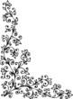 Floral vignette CDXXIII