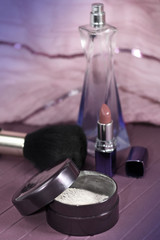 group of cosmetic