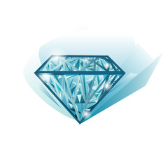 Isolated vector diamond