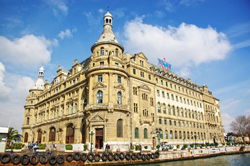 Haydarpasa Railway Station Building