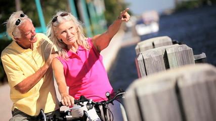 Retirement Recreation Outdoors