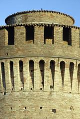 Torre del castello di Brisighella
