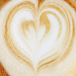Cappuccino mit Herz - Cappucino with Heart