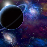Planet and cosmos - 29143677