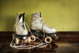 Fototapety Old Roller-Skates