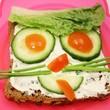kreatives Brot für Kinder