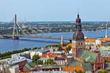 Fototapety Riga, Latvia