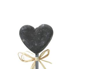 Design stone heart