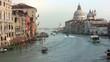 Panoramica desde el Puente de la Academia, Venecia