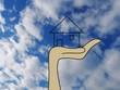 casa nel cielo