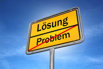 Lösung problem