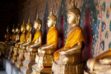 bouddha statue wat arun, Bangkok, Thaïlande