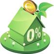 Investir avec un prêt à taux zéro (détouré)