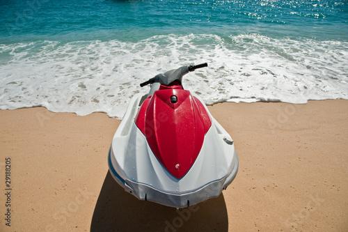 Foto op Aluminium Water Motorsp. Jet ski