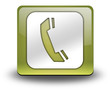 "Yellow 3D Effect Icon ""Payphone"""