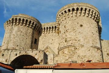 City Walls Rhodes