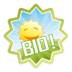 Bio Sticker - bio!