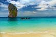 Tropical beach, Poda Island, Andaman Sea, Thailand
