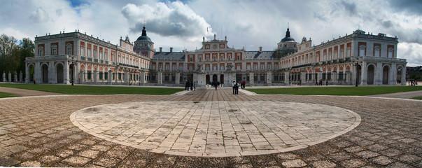 Castle in Aranjuez