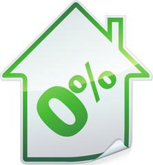 Sticker des bâtiments 0% (détouré)