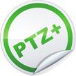 Sticker PTZ+ (détouré)