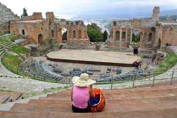 Teatro Greco in Taormina