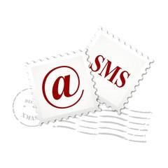 SELLOS ARROBA - SMS