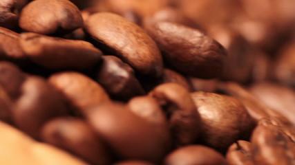 coffee grain macro