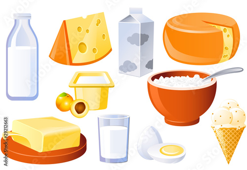 Milk and farm products