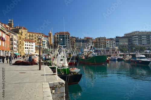 Le port de San Sebastian - 29215857