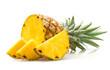 Leinwanddruck Bild - pineapple