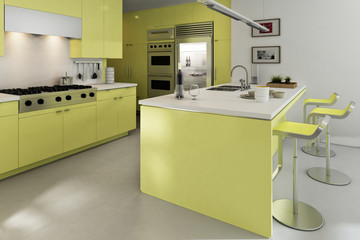 Kitchen in Crema
