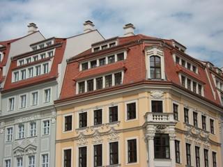 historische und moderne Architektur
