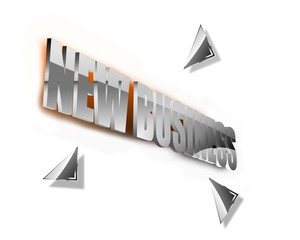 3d new business title