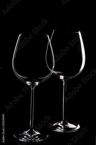 Weinglas duo