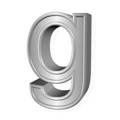 g,minuscule
