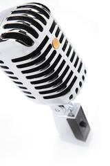 microfono anni 50-60