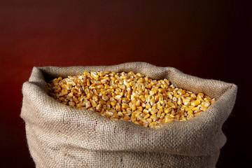 Sack of corn