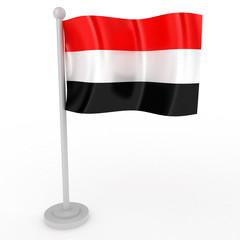 Flag of Yemen