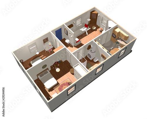 Progettazione Casa 3d : Progetto casa d download gratis u assistenza domiciliare integrata