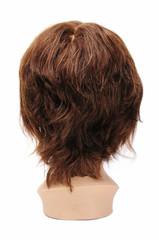 a mannequin head
