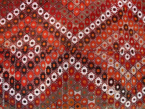 Kilim pattern - Muster auf Kelim 2