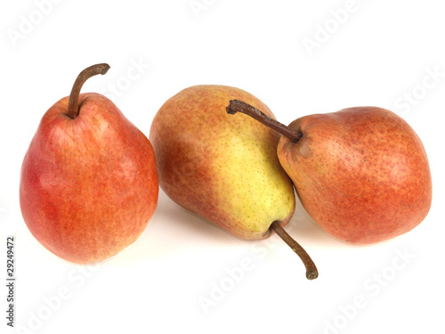 Red William Pears