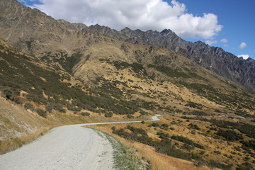 Remarkables, New Zealand