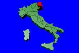 ITALIA FRIULI VENEZIA GIULIA poster
