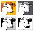 Cow Head version illustrations