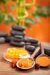 Orange spa - bath salt