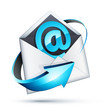 e-mail internet contact arobase