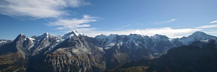 Eiger Mönch und Junfrau